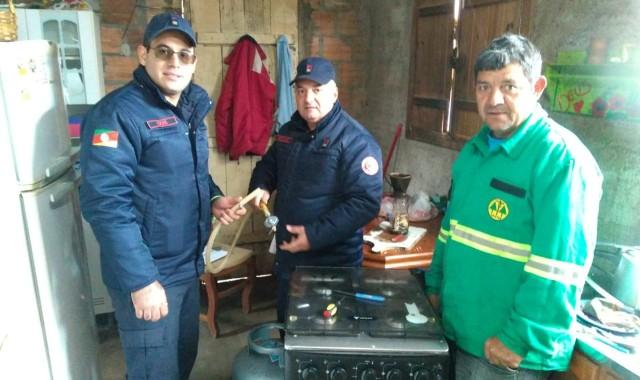 No dia do bombeiro, guarnição de Cachoeira faz trabalhos preventivos