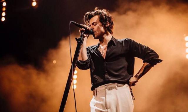 Harry Styles vacinará fãs em shows