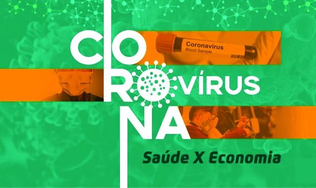 Discurso de Bolsonaro abriu discussão: vidas ou economia