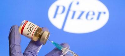 RS recebe mais de 141 mil doses de vacina da Pfizer