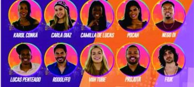 BBB21: saiba quem são os participantes famosos