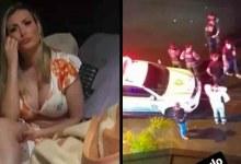 Ex-marido de Andressa Urach surge com polícia para tirá-la de boate