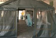 Centro de triagem do coronavírus tem 30 atendimentos.