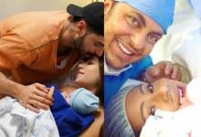Nasce Ravi filho de Alok, e Bento filho de Thammy Miranda