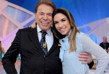 Patrícia Abravanel estará no comando do Programa Silvio Santos no SBT