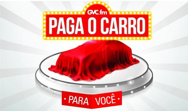 GVC PAGA O CARRO