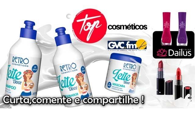 Top cosméticos